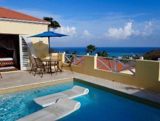 Spring Fling!  10% 0ff - Book Now! Paradise Retreat: Private Pool, Ocean View!