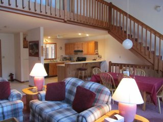 Bretton Woods TownHome 4bd-3.5ba - Fall Foliage Season