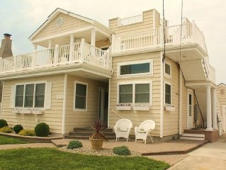 Across From Beach , Modern Beach Home With Lots Of Amenities And Great Location!