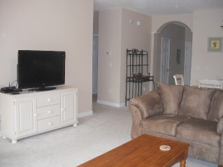 BEAUTIFUL 2BR condo;Norman Course, Barefoot Resort;top-rated beach!