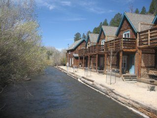 River Retreat Cabin #3- Right on the river!