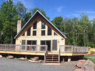 Beautiful House 0,5 Mile From Hunter Mountain. MARCH , APRIL LAST MINUTE DEALS.
