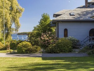 Enjoy the hottest city in the country from a spacious seaside historic home