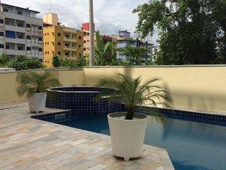 Property Itagua Season, Ubatuba, pool, balcony Go