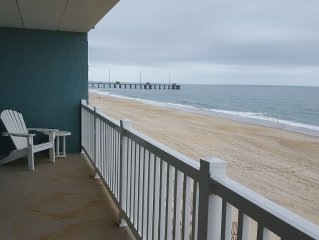 Pierview 305 - Newly Updated 2016!! - 2 BR Oceanfront Condo