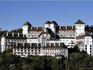 Castelo na Montanha (Alto do Capivari) - apartamento