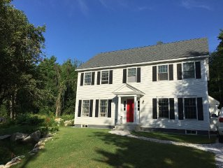 Minutes from downtown Great Barrington, Convenient location