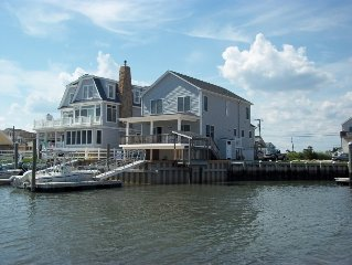 Quiet,relaxing and the rental includes a boatslip!