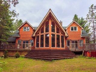 Prime Muskoka location, Luxury cottage for rent