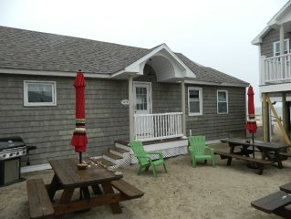 Newly Remodeled 2 Bedroom Cottage On The Beach.  ( The Kaitlyn Cottage)