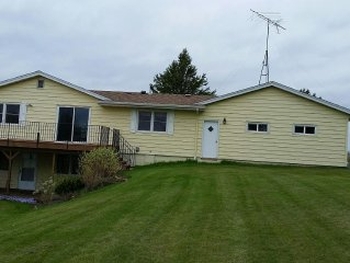 Newly Listed Family Friendly Home on Beautiful Loon Lake