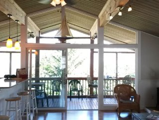 'Sea Chalet' ~Special Peace of Cape Cod, Adj to Bike Path, AC & Screen Porch