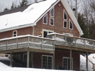 Windham Mt. Retreat & Ski House - 5 Star - 4 Season, Luxurious & Family Friendly