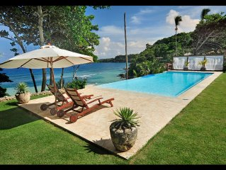 Ocean Front, very private Casita of Cabrera, Perfect Honeymoon, Vacation Spot