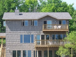 Borders WhiteFish State Park, Private Sand Beach August 19 - 26 DISCOUNTED