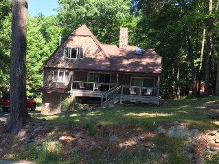 Wallenpaupack Lake House Retreat