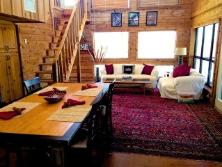 Mata'Zamo, Almost Africa, Bed & Barn, 900 acres w/trails. $250 a night and up.