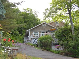 Extraordinarily Rare Privacy and Magnificent Views on Beautiful Squam Lake!