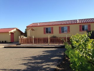 Central Coast Wine Country 3 Bed 2 Bath House On 10.5 Acres