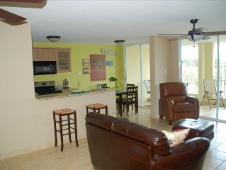 Pena Mar Fully Air Conditioned Condo w/ High Speed Internet & Wifi