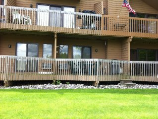 1st floor, pet friendly condo with view of Schuss course - new owners!