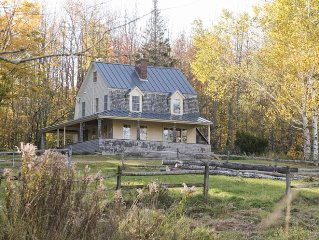 Large Comfortable Farm House-Close to Jackson Falls, Black Mtn, North Conway