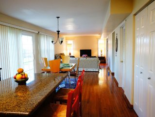2400sf 4 BR & 2.5 Bath Single House at NW Suburbs of Chicago