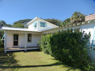 Private Home Located Two Blocks from Restaurants/Shops & 1 Street From Beach!