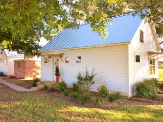 NEW! 3 Modern Farmhouses on 10 Acres, 5 Minutes from Main St.