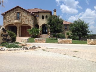 Villa Bella on Lake Travis