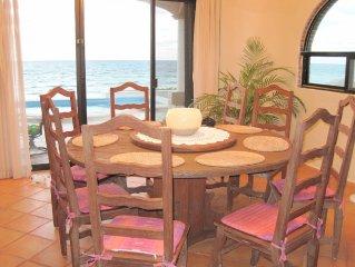 Fabulous and Comfortable Beachfront Villa