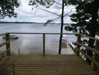 Cottage on Bear Lake Sleeps 6