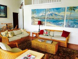 Legal Rental Partial ocean view at Waimea Bay Enjoy the Real Hawaii