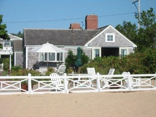 Waterfront Delft Haven Historic West End Cottage with Parking. Finest Location.