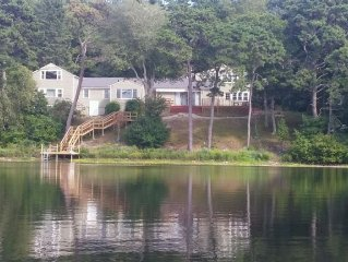 Hyannis 6 Bedroom House on the Lake
