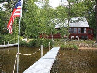 Silver Lake Waterfront Retreat