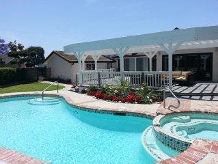 Huge, 2500 Sq.ft.,4 Bedrooms, 4 Baths, Outdoor Living, Pool,patio,