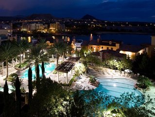 Luxury, Upgraded Studio In Upscale Resort , Las Vegas, Lake Las Vegas