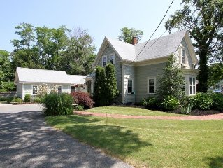 Classic Victorian In The Middle Of East Orleans Village (Nauset Beach)