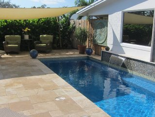 Discounted Studios w/Pool- Walk to Ave/Beaches- Extended Stays