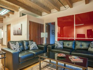 Authentic loft in the heart of Lodo