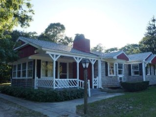 Bayside House Near Cooks Brook Beach North Eastham- July Special