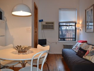Beautiful 2-bedroom Apt Near Times Square, just renovated !