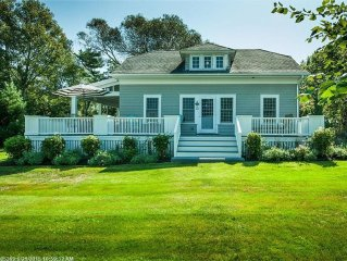 Specatular House In Ogunquit With Path To Marginal Way!