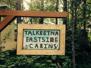 Talkeetna Eastside Cabins - Family Owned, Quiet  Neighborhood, Walk To Downtown