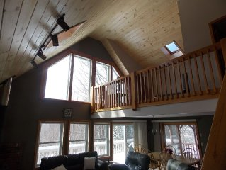 Pet Friendly getaway  sleeps 8