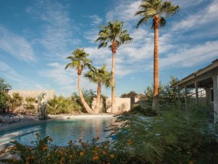 Private Gated Oasis with Pool and inground Spa!