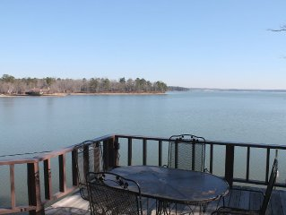 Best Views on Lake Martin! Spring Discounts Available!