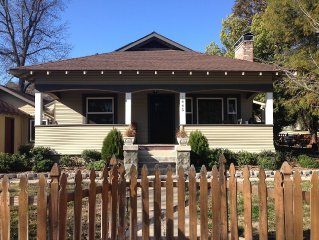 UNWIND ON VINE- charming retreat in the heart of downtown