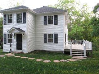 Four Bedroom, Four Baths, Family & Pet Friendly House